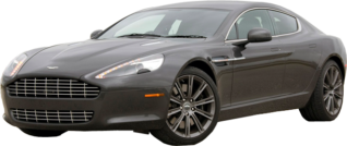 Aston martin Rapide 2012